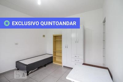 Studio No 1º Andar Mobiliado Com 1 Dormitório - Id: 892934542 - 234542