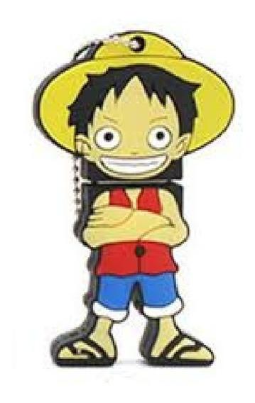 Pendrive 32gb One Piece Monkey D. Luffy Toei