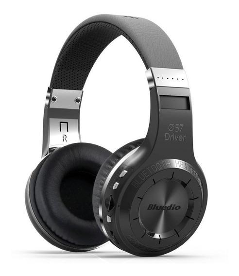 Headphone Turbine Bluedio Bluetooth 5.0 Preto