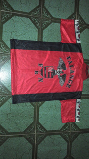 Camisa Falange Rubro Negra Original