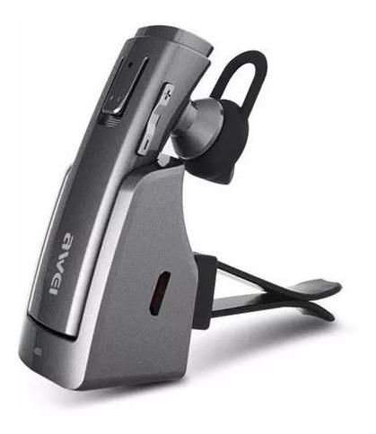 Fone De Ouvido Bluetooth Sem Fio Awei A833bl Smart Original
