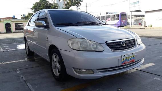 Toyota Corolla 1.8lts