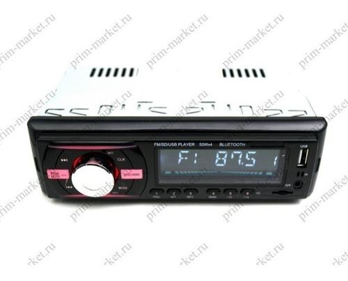 Radio Carro Bluetooth, Llamadas Usb, Sd, Aux, Fm, 12 Voltios