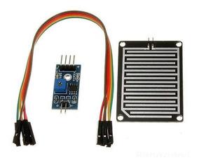 Sensor Chuva, Gotas, Pingo, Umidade Arduino.