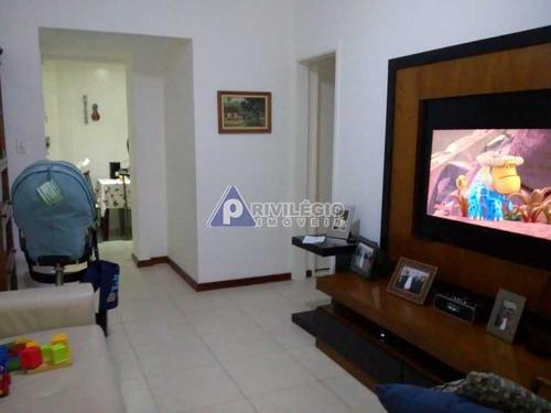 Imagem 1 de 30 de Apartamento À Venda, 2 Quartos, 1 Suíte, Copacabana - Rio De Janeiro/rj - 6043