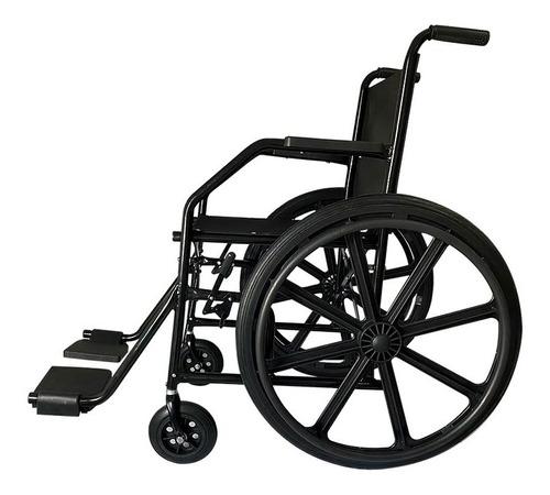 Imagem 1 de 4 de Cadeira De Rodas Popular   - Mm Cadeiras De Rodas