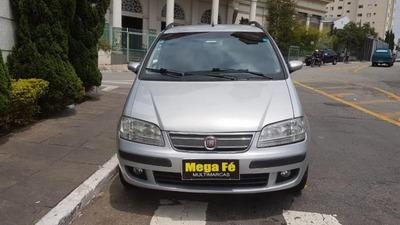 Fiat Idea Elx 1.4 (flex) Prata Completo 2010