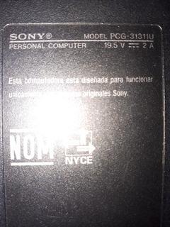 Sony Vaio Pcg 31311u Repuestos Y Partes