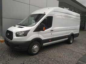 Ford Transit 2.2 Van Larga Techo Alto Custom Mt