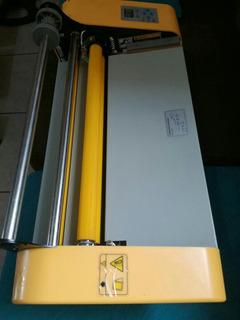Maquina Laminadora En Caliente Imprenta Diseño Grafico Film