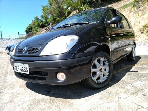 Renault Scénic Privillège 2.0 Automática 2004