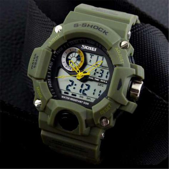 Relógio Militar Skimei Original
