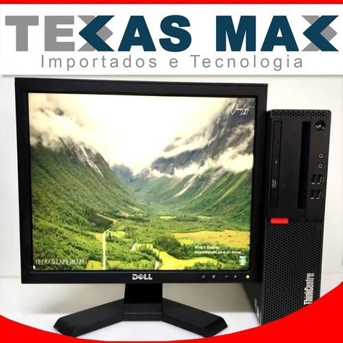 Cpu Lenovo Trinkcentre M700 I5-6400 2.70 Ghz+ 4 Gb / Hd 500