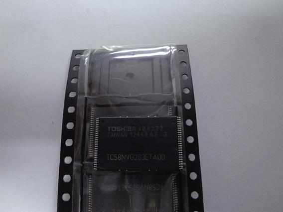 Memoria Nand Flash Tc58nvg2s3eta00 Virgem