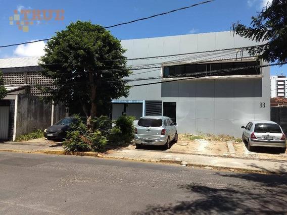 Casa Para Alugar Em Casa Forte - Excelente Para Sua Empresa - Recife/pe - Ca0374