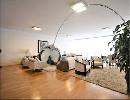 Apartamento Reformado Em Higienópolis - 353-im558722