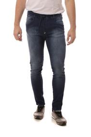Calça Jeans Eventual Sport Azul