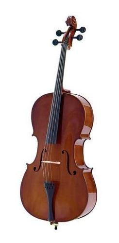 Traje De Cello Palagro Vc-455 Allegro Con Estuche, Tamaño 4