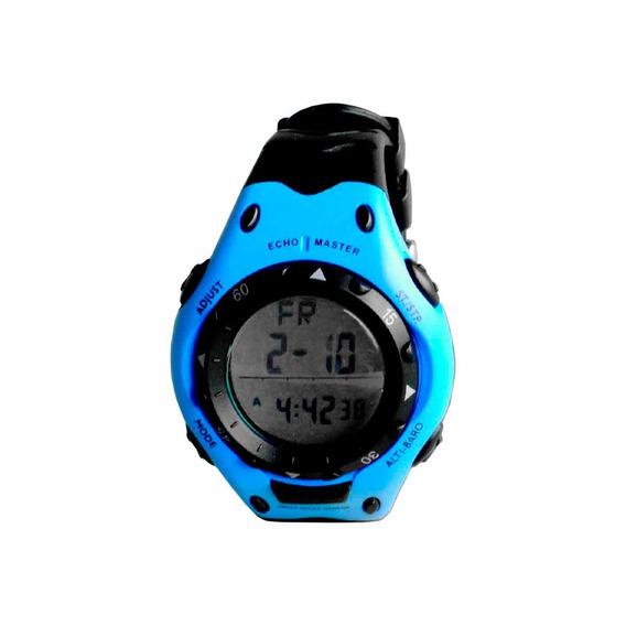Relógio Altímetro Barômetro Echomaster Emw 25 Csr Oferta 12x