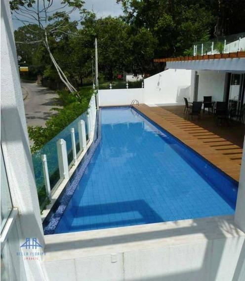 Casa Com 3 Dormitórios À Venda, 160 M² Por R$ 610.000,00 - Sambaqui - Florianópolis/sc - Ca0047
