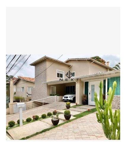 Imagem 1 de 30 de Casa Com 5 Dormitórios À Venda, 476 M² Por R$ 2.690.000 - Residencial Cinco (alphaville) - Santana De Parnaíba/sp - Ca0825