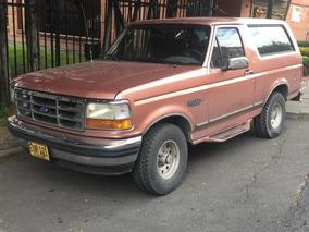 Ford Bronco Elite