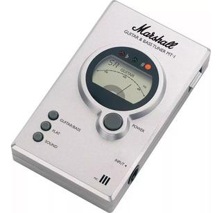 Marshall Mt 1 Afinador Guitarra Bajo Tuner Digital