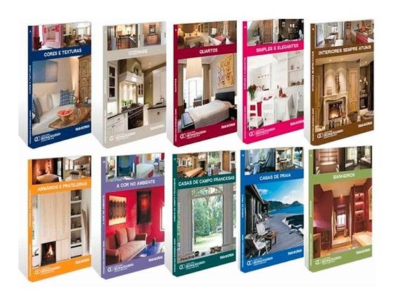 Decoração & Design Europeu Coleção Folha 19 Volumes