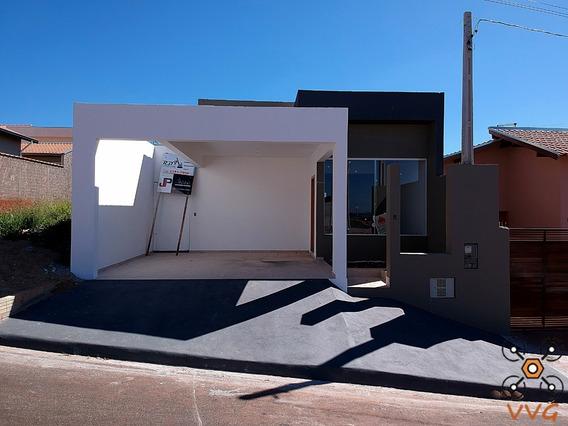 Ótima Casa 3quartos Alto Da Bela Vista - Piraju-sp Casa Nova