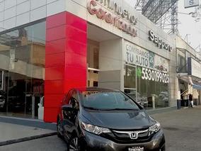 Honda Fit 1.5 Hit At Cvt 2017 Seminuevos Sapporo