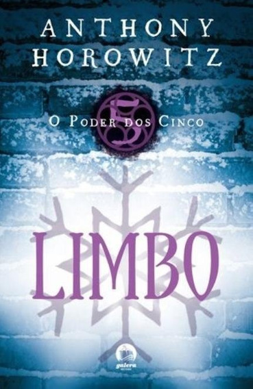 Livro O Poder Dos Cinco - Limbo Vol.05 - Anthony Horowitz