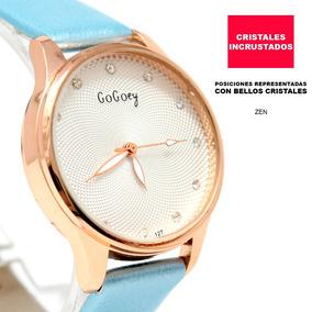 54ea54f8d89a Reloj Para Dama Color Azul Claro - Reloj de Pulsera en Mercado Libre ...
