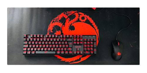 Mouse Pad Gamer Exbom Gigante Mp-9040a