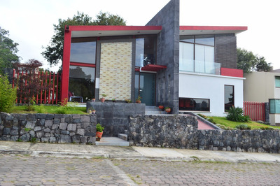 Bellísima Casa En El Bosque Con Mayor Plusvalía De Puebla