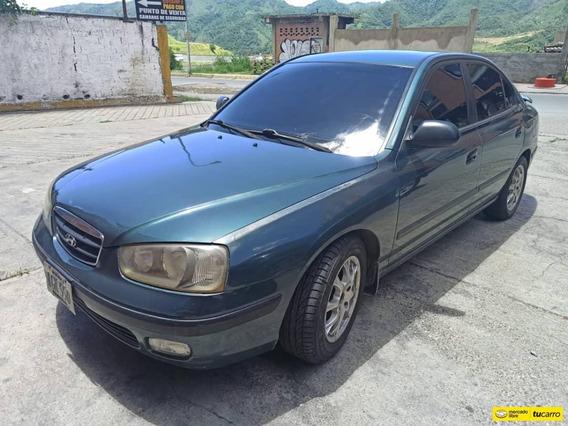 Hyundai Elantra Gl Automatico
