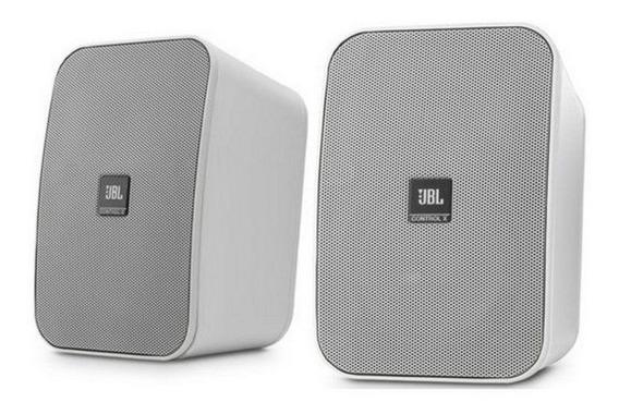 Caixa De Som Jbl Control X 100watts Bluetooth Pronta Entrega