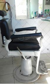 Cadeira De Barbeiro Super Confortável