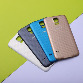10x Tampa Traseira Samsung Galaxy S5 Gt-i9600 G900m G900md