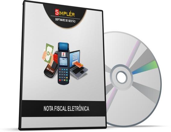 Pdv Sistema Nfe Danfe Controle Vendas Financeiro Estoque Xml