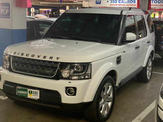 Land Rover Discovery 4 3.0s Diesel Automático 4x4