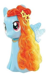Cabeza De Estilo My Little Pony Rainbow Dash