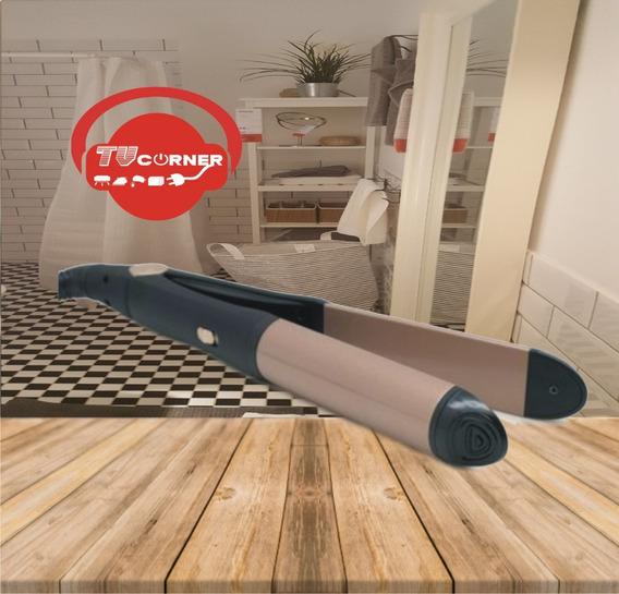 Plancha De Cabello Y Rizador 2 En 1 Mbl
