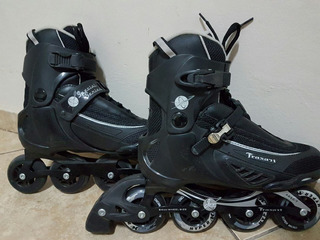 Patins Traxart Special Series - Rolamento Abec
