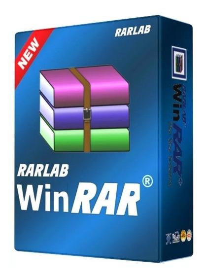 Winrar V 5.71 - Licença Vitalícia Em Seu Nome + Portable