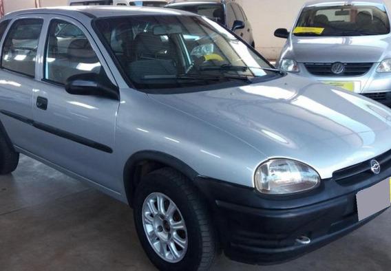 Chevrolet Corsa 1.0 Mpf Wind 8v Gasolina 4p Manual Cor Prata