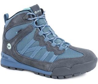 Zapatillas Bota Hi Tec Sequoia I Mujer Trekking Impermeables