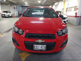 Chevrolet Sonic 2016 1.6 Lt At 4 P $ 149,000