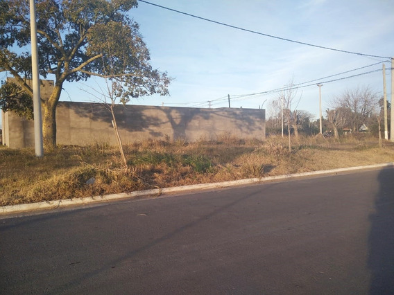 Se Vende Terreno En Perez Av Belgrano 700 Esquina Lapachos 1