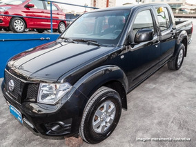 Frontier 2.5 S 4x4 Cd Turbo Eletronic Diesel 4p Manual