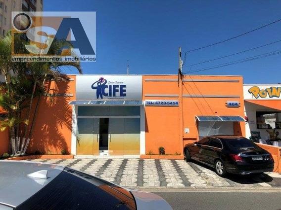 Casa Comercial Em Centro - Mogi Das Cruzes, Sp - 3119